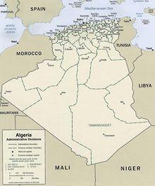 Carte Algerie Pdf Gratuit.Carte Routiere Algerie Carte Algerie