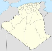 Carte Algerie Wilaya.Carte Algerie Wilayas Carte Algerie