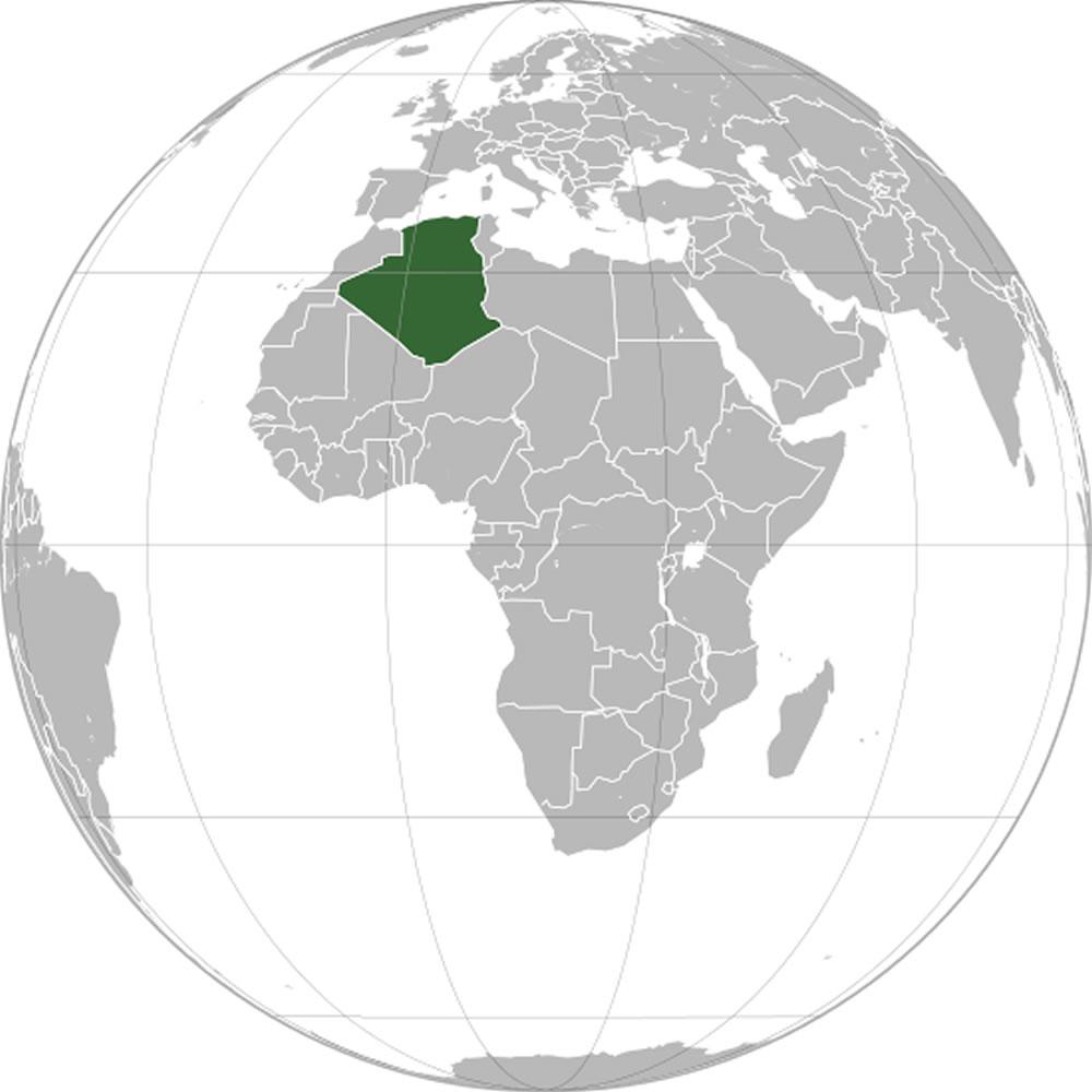 carte-du-monde-algerie