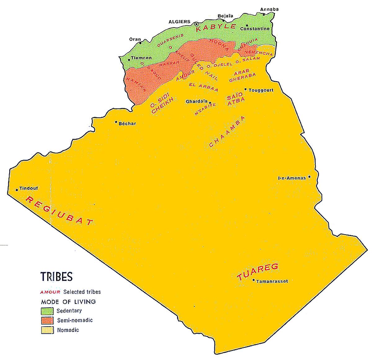 Carte Geographique De Lalgerie.Carte Algerie Wilayas Carte Algerie